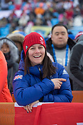 Zoe Gillings-Brier, Great Britain, at the Pyeongchang 2018 Winter Olympics on 23rd February 2018, at Phoenix Snow Park in Pyeongchang-gun, South Korea.