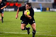 Mark Hammett. All Blacks v Ireland. International test match rugby union, Carisbrook stadium, Dunedin, New Zealand. 15 June 2002. © Copyright Photo: Andrew Cornaga / www.photosport.nz