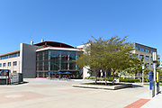 The John Croul Hall on the Campus of the University of California Irvine