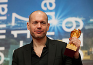 Award winners press conference at the Berlinale  Film Festival Berlin