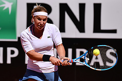 May 16, 2019 - Roma, Italia - Foto Alfredo Falcone - LaPresse.16/05/2019 Roma ( Italia).Sport Tennis.Internazionali BNL d'Italia 2019.Naomi Osaka (jpn) vs Dominika Cibulkova (svk).Nella foto:Dominika Cibulkova..Photo Alfredo Falcone - LaPresse.16/05/2019 Roma (Italy).Sport Tennis.Internazionali BNL d'Italia 2019.Naomi Osaka (jpn) vs Dominika Cibulkova (svk).In the pic:Dominika Cibulkova (Credit Image: © Alfredo Falcone - Lapresse.&Quot/Lapresse via ZUMA Press)