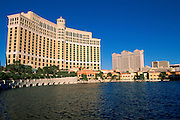 The Bellaggio, Las Vegas, Nevada<br />