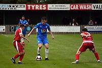 Connor Jennings. Colne FC 0-2 Stockport County FC. Pre-season friendly. 5.9.20