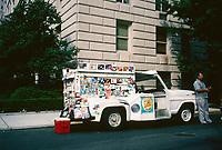 Good Humor Icescream truck  near Fifth Avene and 82nd street