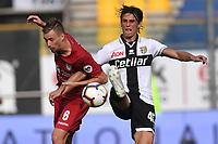 Filip Bradaric Cagliari Roberto Inglese Parma <br /> Parma 22-09-2018 Stadio Ennio Tardini Football Calcio Serie A 2018/2019 Parma - Cagliari <br /> Foto Andrea Staccioli / Insidefoto