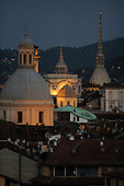 Italy-Turin's architectural heritage