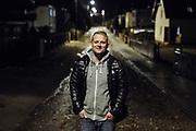24.10.2018 Rytel ( pomorskie) sołtys Lukasz Ossowski<br /> Fot. Adam Tuchlinski dla Newsweek Polska