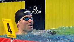 27-11-2010 Swimming, EUROPEAN SHORT COURSE CHAMPIONSHIPS: EINDHOVEN 2010: Peter Mankoc SLO 100m individual medley  /  Photo Ronald Hoogendoorn / SPORTIDA PHOTO AGENCY