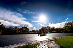 Adam Fathers pictured while competing in the BRSCC Formula Ford Festival. Picture taken at Brands Hatch on October 25, 2020 by BRSCC photographer Jonathan Elsey