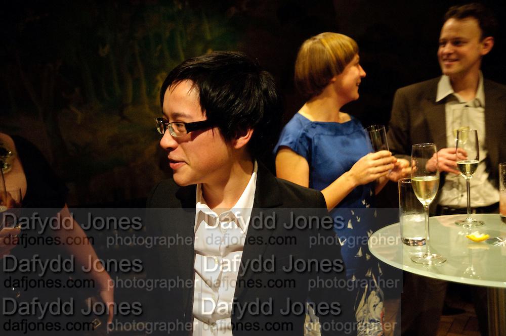 ISLA LEAVER-YAP; LUCY SKIER; NICK SKIER, Turner prize 2009. Tate Britain. Millbank. London. 7 December 2009