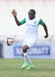 Meddie Kagere of Gor Mahia in action against Nakumatt FC during their Sportpesa Premier League tie at Nyayo Stadium in Nairobi on August, 2, 2017. Gor won 1-0. Photo/Fredrick Omondi/www.pic-centre.com(KENYA)