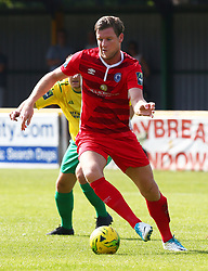 August 28, 2017 - London, United Kingdom - Joshua Urquhart of Billericay Town.during Bostik League Premier Division match between Thurrock vs Billericay Town at  Ship Lane Ground, Aveley on 28 August 2017  (Credit Image: © Kieran Galvin/NurPhoto via ZUMA Press)