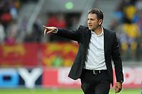 Fotball<br /> Frankrike<br /> 30.08.2014<br /> Foto: Panoramic/Digitalsport<br /> NORWAY ONLY<br /> <br /> Philippe Montanier (entraineur Rennes)<br /> Caen vs Rennes - Ligue 1