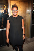 Harriett Cole at Rev. Al Sharpton's 55th Birthday Celebration and his Salute to Women on Distinction held at The Penthouse of the Soho Grand on October 6, 2009 in New York City