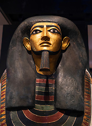 The Steward Khnumhotep at the National Museum of Scotland.