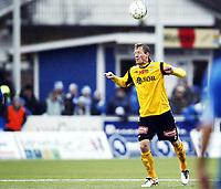 Fotball ,9. april 2012 , Adeccoligaen , 1. divisjon , Sarpsborg - Start 4-4<br /> Glenn Andersen , Start