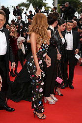 Zahia Dehar attends the screening of A Hidden Life (Une Vie Cachee) during the 72nd annual Cannes Film Festival on May 19, 2019 in Cannes, France. Photo by Shootpix/ABACAPRESS.COM