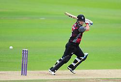 Jim Allenby of Somerset of action.  - Mandatory by-line: Alex Davidson/JMP - 02/08/2016 - CRICKET - The Ageas Bowl - Southampton, United Kingdom - Hampshire v Somerset - Royal London One Day