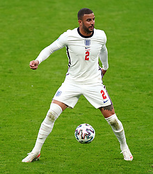 England's Kyle Walker during the UEFA Euro 2020 Group D match at Wembley Stadium, London. Picture date: Tuesday June 22, 2021.