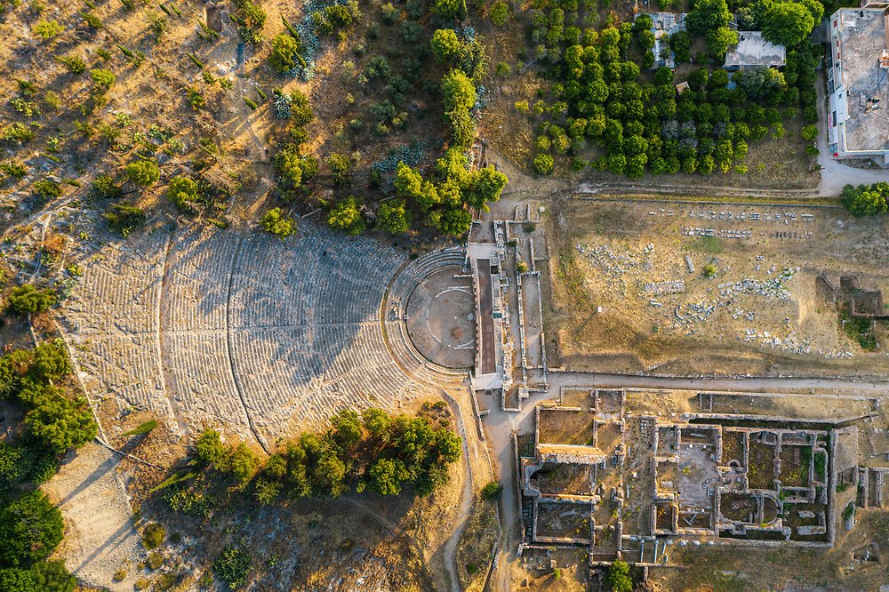 Archaeological Site of Argos, Greece