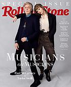 November 13, 2020 (Worldwide): Paul McCartney & Taylor Swift Cover RollingStone