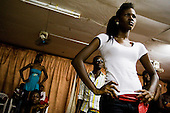 Ghana fashion modelling