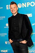 Uitreiking van de Edison POP 2014 awards in de The Harbour Club, Amsterdam<br /> <br /> Op de foto:  Gers Pardoel