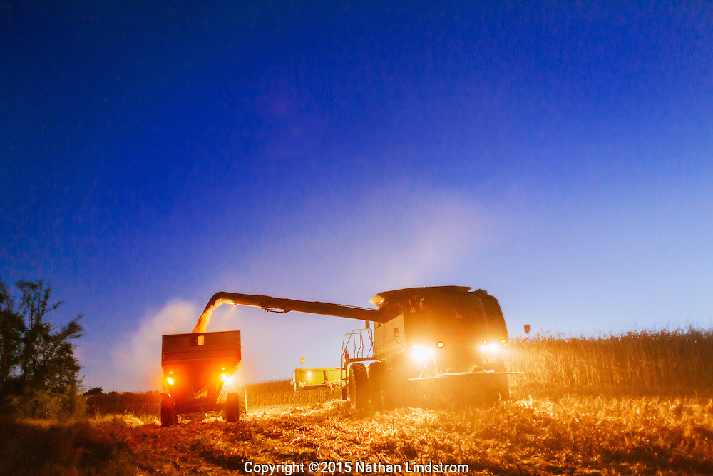 Process of harvesting.Photographed by editorial lifestyle Texas photographer Nathan Lindstrom