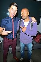 OIC - ENTSIMAGES.COM -  Russell Kane  and Noel Clarke at the  special screening of Legacy at Central St Giles, London 19th june  2015   Photo Ents Images/OIC 0203 174 1069