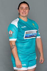 Lisa Campbell of Worcester Warriors Women - Mandatory by-line: Robbie Stephenson/JMP - 27/10/2020 - RUGBY - Sixways Stadium - Worcester, England - Worcester Warriors Women Headshots