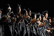 The 2011 IIT Stuart School of Business Commencement Ceremony is held at De LaSalle Institute on Chicago's south side.