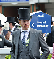 DAMIAN LEWIS at the 1st day of the Royal Ascot Racing Festival 2015 at Ascot Racecourse, Ascot, Berkshire on 16th June 2015.