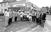 Con and Dave Ranbdles sponsor Rose of Tralee pictured in 1988<br /> Killarney Now & Then - MacMONAGLE photo archives.<br /> Picture by Don MacMonagle -macmonagle.com