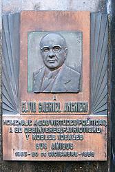 Elvio Gabriel Anchieri Tomb, La Recoleta Cemetery