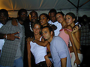 Jay-Z BBQ Bash Hosted By Damon Dash-2000, Jay-Z Private House, New York