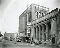 1938 El Capitan Theater on Hollywood Blvd.