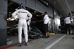 July 6, 2018 - Silverstone, Great Britain - Motorsports: FIA Formula One World Championship 2018, Grand Prix of Great Britain, .#77 Valtteri Bottas (FIN, Mercedes AMG Petronas Motorsport) (Credit Image: © Hoch Zwei via ZUMA Wire)