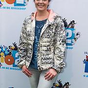 NLD/Amsterdam/20140406 - Inloop filmpremière Rio 2, Kim - Lian van der Meij