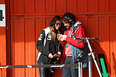 Lara Alvarez and Fernando Alonso have become inseparable
