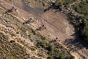 Riders during the Prologue of the 2018 Absa Cape Epic Mountain Bike stage race held at the University of Cape Town (UCT) in Cape Town, South Africa on the 18th March 2018<br /> <br /> Photo by Greg Beadle/Cape Epic/SPORTZPICS<br /> <br /> PLEASE ENSURE THE APPROPRIATE CREDIT IS GIVEN TO THE PHOTOGRAPHER AND SPORTZPICS ALONG WITH THE ABSA CAPE EPIC<br /> <br /> {ace2018}