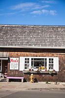 Moxie, a small fair trade botique in Manzanita, Oregon.