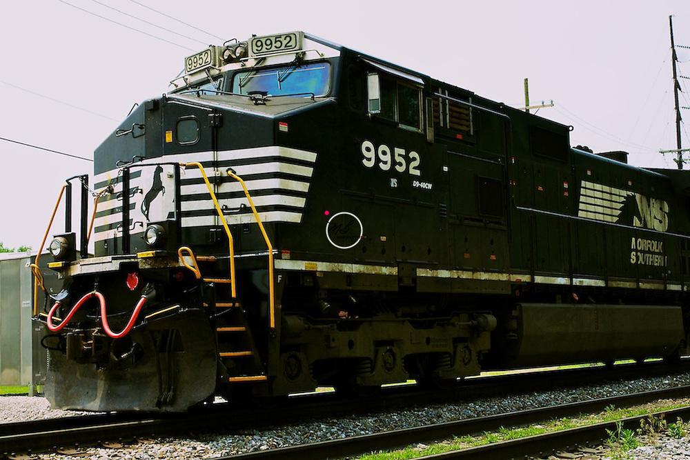 Freight Train New Albany Indiana