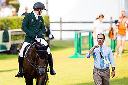 Sweetnam Shane, IRL, Chaqui Z<br /> CHIO Aachen 2018<br /> © Hippo Foto - Sharon Vandeput<br /> 19/07/18