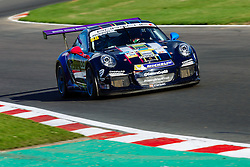 Dino Zamparelli finishes 2nd in Race 2  to secure the runner up spot in the championship | GT Marques | #88 Porsche 911 GT3 Cup | Porsche Carrera Cup GB | Race 2 - Rogan Thomson/JMP - 02/10/2016 - MOTORSPORT - Brands Hatch GP Circuit - Longfield, England - BTCC Season Finale.