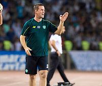 05/08/15 UEFA CHAMPIONS LEAGUE 3RD QUALIFIER 2ND LEG<br /> QARABAG FK V CELTIC<br /> TOFIQ BAHARMOV STADIUM - BAKU<br /> Celtic manager Ronny Deila
