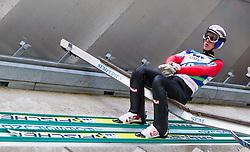 09.10.2014, Bergisel, Innsbruck, AUT, OeSV, Oesterreichische Staatsmeisterschaften Ski Nordisch, im Bild Gregor Schlierenzauer (AUT) // during Austrian Nordic Ski Championships at the Bergisel Hill, Innsbruck, Austria on 2014/10/09. EXPA Pictures © 2014, PhotoCredit: EXPA/ JFK