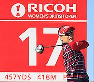 Ricoh Women's British Open 2015 R3