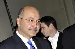 Dec. 13, 2011 - Paris (Ile De France, France - Barham Saleh Premier Ministre De La Region Autonome Du Kurdistan (Credit Image: © Panoramic/ZUMAPRESS.com)