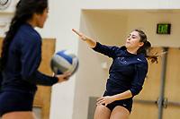 September 6, 2014; Route 92 Showdown. San Francisco State Gators Womens Volleyball v California Baptist University Lancers. Photo Credit: Anand Vengadassalam-KLC fotos