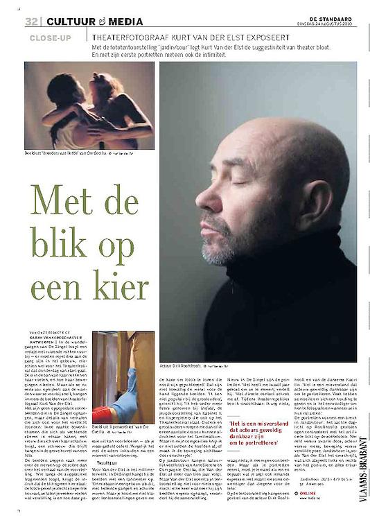 article DeStandaard (BE)